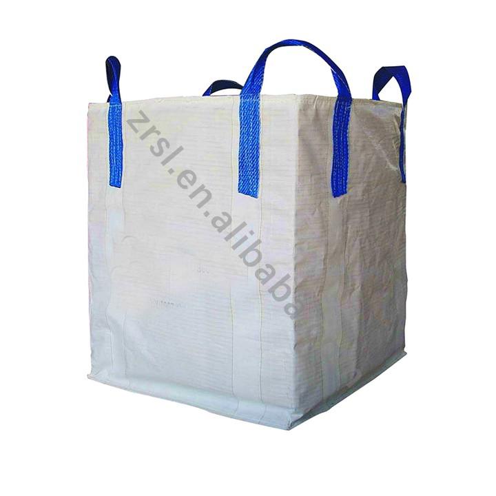 Jumbo saco arábia saudita-1500 kg jumbo embalagem do saco tecido pp para a areia e minério com alta UV tratados
