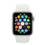 Qihuaxing New design iwo 11 12 13 series 5 1:1 Watch sports android wireless charging siri smart watch X1