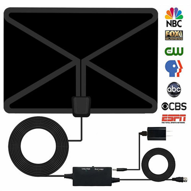 New Product Hdtv 335*235*0.8mm Digital For Mobile Phone Plus Indoor / Outdoor Tv Antenna