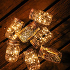Christmas Christmas 1-5M LED Light String Outdoor Garland/Indoorfor Photo Clip Decor Fairy/String Lights Chain Battery Christmas Copper Wire Lamp