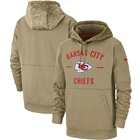 NFL Tribute Edition Kansas City Chief mens high quality hoodie Pullover Sports Sweater team warm up mens gym hoodies