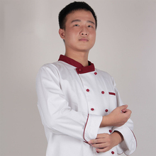 Groothandel Professionele <span class=keywords><strong>Restaurant</strong></span> <span class=keywords><strong>uniform</strong></span> ontwerpen Kok executive chef <span class=keywords><strong>uniform</strong></span>