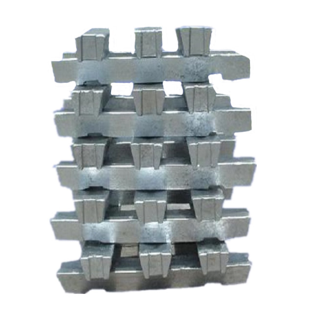 Top Quality Customized Pure Aluminum Ingot For Sale