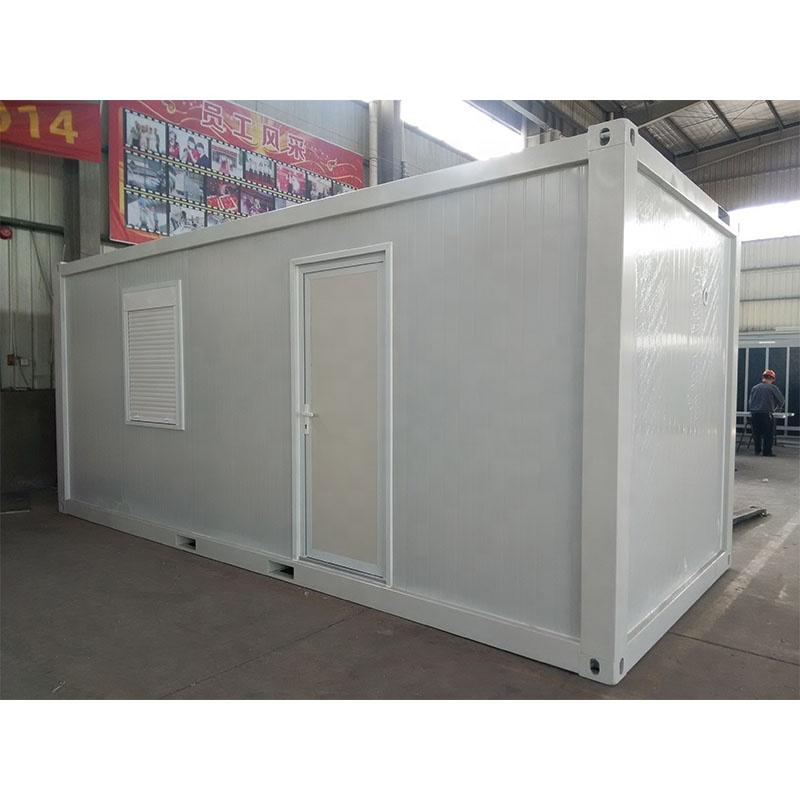 20ft modern sandviç panel modüler konteyner ev filipinler