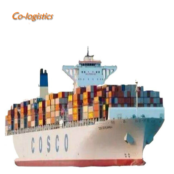 Door to Door sea shipping freight forwarder in China