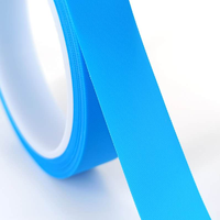 Blue Non Woven Thermal Seam Tape hot melt sealing strip