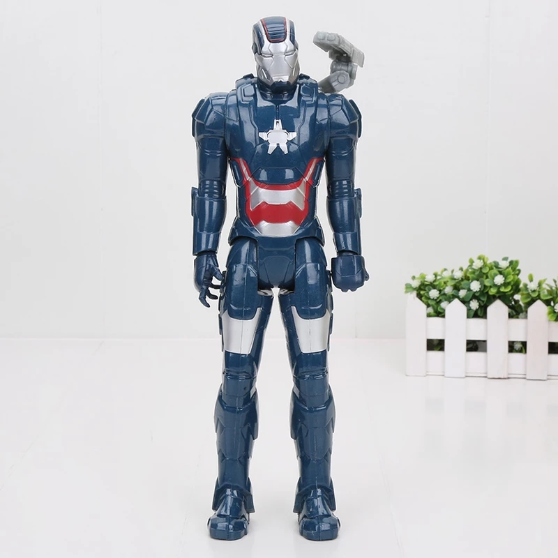 Commercio all'ingrosso di Plastica Giocattolo Marvel Action Figure 12 pollici