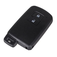 Keyless remote car key shell with 2 button for Avalon Camry