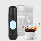 Electric portable travel coffee espresso maker machine home hotel