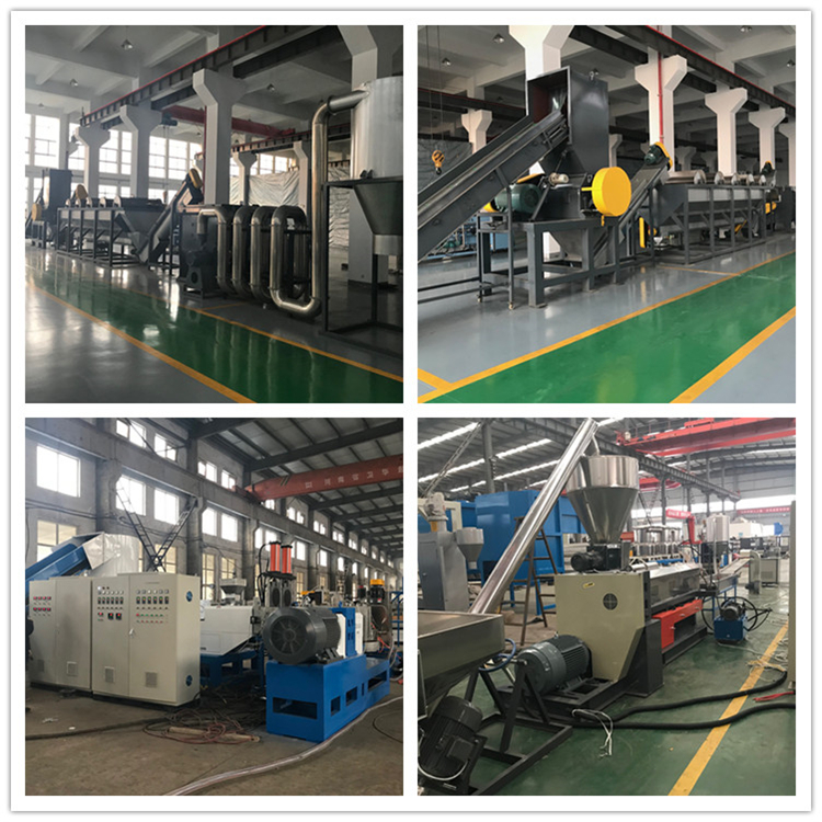 Factory hot sale PET bottle recycling washing machine