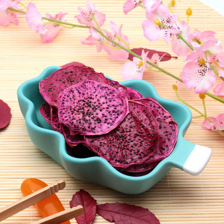 New Style Hand Made Dried Red Dragon Fruit for Sale - 4uTea | 4uTea.com