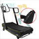 Commercial use curved self-power non-motorized cheap price treadmill spare parts gym equipment walking exercise fitness machine