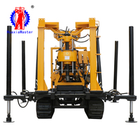 used water well drilling machine for sale in south Africa mini water well rig equipment diesel engine