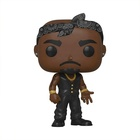 Hand painted indoor decor bobble head adorable custom tupac figurine