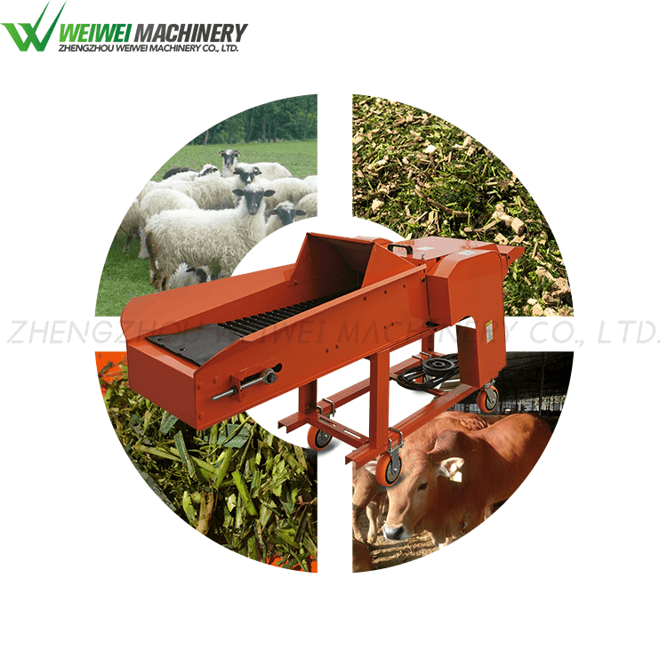 Weiwei feed making hot sale cattle feeding production line