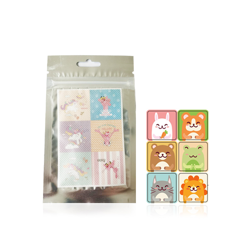 New boutique cartoon baby anti mosquito repellent paste wholesale