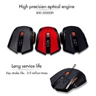 Leadingplus 2020 Personalized Custom Logo Ergonomics Rechargeable Computer USB Receiver Wireless Gaming Mouse