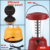 Solar lantern with charger light led camping decorative light