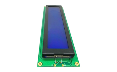 40x4 character lcd module