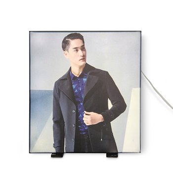 Factory Direct Large Motion Fabric Free Stand Light Box