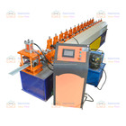 Used by the construction industry in the Middle East shutter door roll forming machine