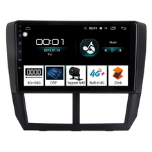 "Idoing 1Din """" ""Mobil Radio GPS Multimedia Player Android 8.1 untuk Subaru Forester 2008-<span class=keywords><strong>2012</strong></span> 4G + 64G Octa Core Navigasi Cepat BOOT"
