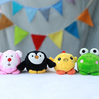 Wholesale Cheap Price Cute Plush Squeeze Balls Toys For Baby