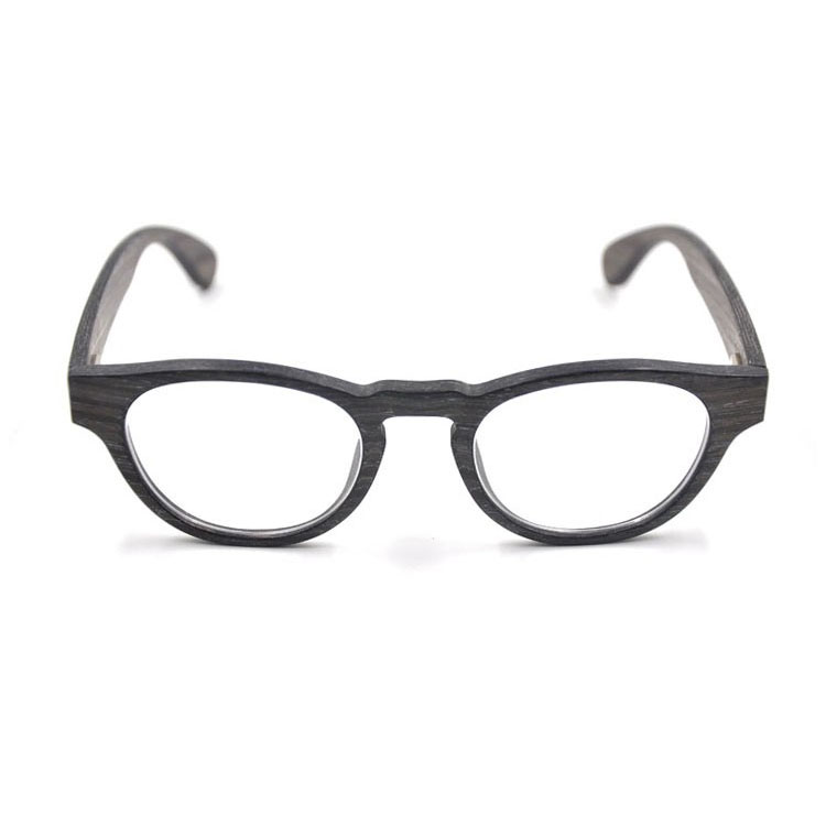 Yüksek Kalite Yeni Moda Ahşap çerçeve Optik gözlük