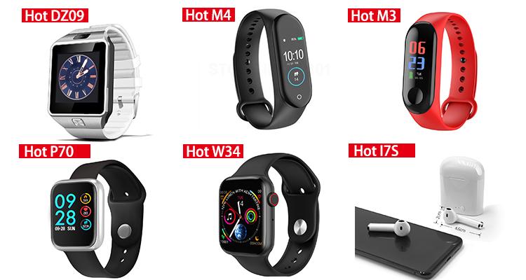 Health fitness cicret sports band wristband m3 smart bracelet