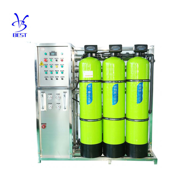 250L / 500L / 1000L/ 2000L / 3000LPH Industry Reverse Osmosis System Industrial Water treatment equipment Filter