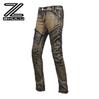High Quality New fashion Motorcycle Riding Jeans With Knee Protection