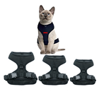 Wholesale Escape Proof Cat Harness with Leash For Cat Walking