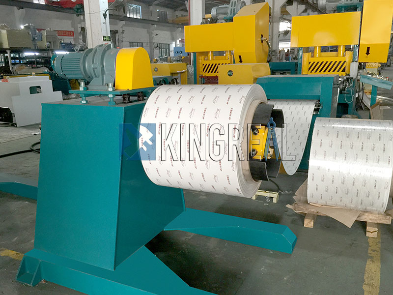 aluminum perforated ceiling tiles making machine production line
