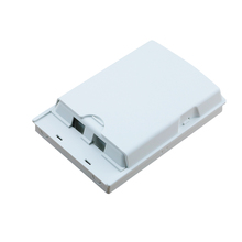 FTTH wand montiert outlet ftth mini fiber optic terminal box mit <span class=keywords><strong>SC</strong></span> APC adapter