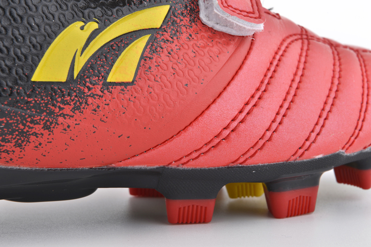 Supfreedom new design Men soccer boots Microfiber leather soccer shoes