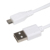 Customized Length White 2M Usb3.0 Fast Charging Laptop Type-C Female Data Usb A Male To Micro Usb Cable