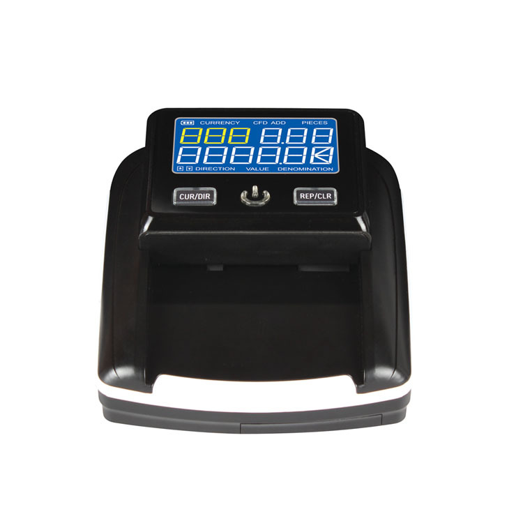 2020 Portable Banknote Detector Mini Money Detector Currency Detector