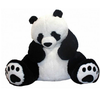 Buy Giant 5 Feet Big Fat Panda Teddy Bear Soft Toy with Embroidered Paws