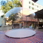 Guangzhou Factory Camping Clear PVC Inflatable Bubble Tent Dome for Rent