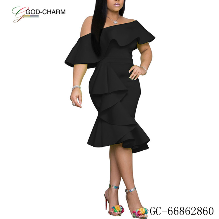 *S--66862860 2020 new arrivals Wholesale Factory price arrival Bestsale sexy ladies party elegant long dress evening gown