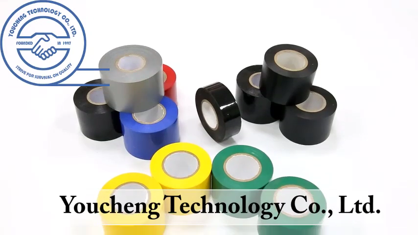 PVC tape Hot sale silver color UV protection pvc rubber underground pvc pipe wrapping tape