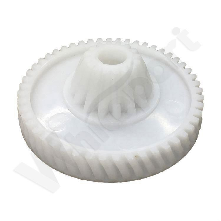 Drive white D=68mm for food processor 1pc meat grinder fit mincer gear plastic parts
