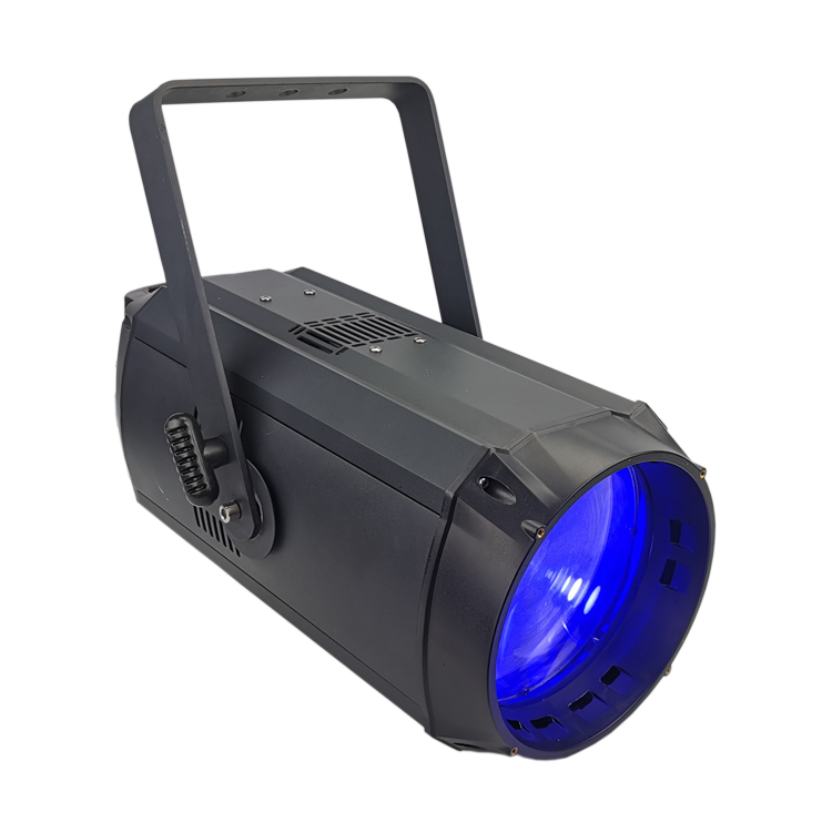 300W 4IN1 RGBW LED zoom par can stage theatrical lighting