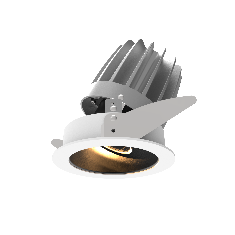 VELLNICE 20W cut110mm adjustable LED recessed spot down light indoor ip20 ceiling led light