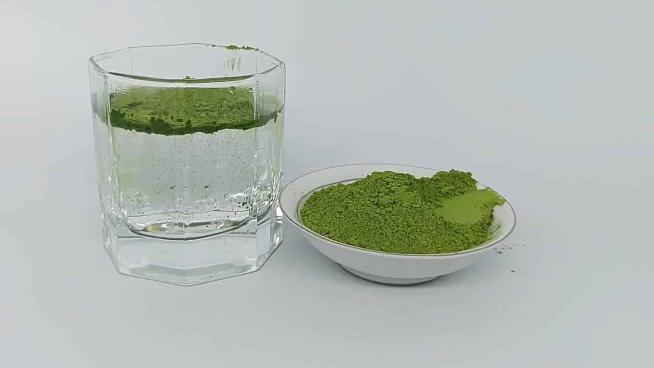 Toptan toz yeşil çay çay tozu Organik Matcha