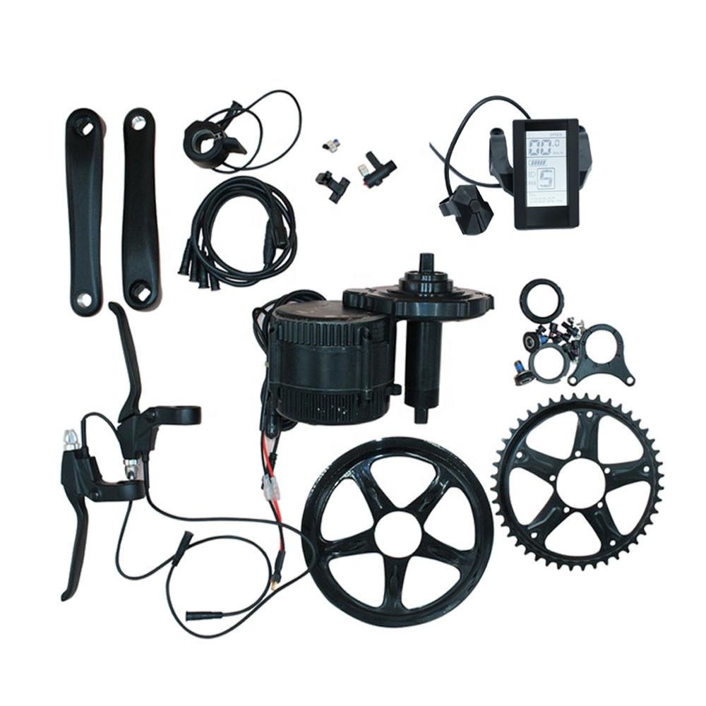 Bafang bbs01b 36v crank-drives mid drive kit bafang bbs01 250w mid drive motor e-bike kits