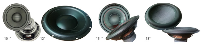 カスタム駆動ダブルマグネット 80 ワット 160 ワットカスタム 8 インチスピーカーミッドレンジ Mid 低音スピーカーインチ 6.5 ホーンスピーカーオートカー