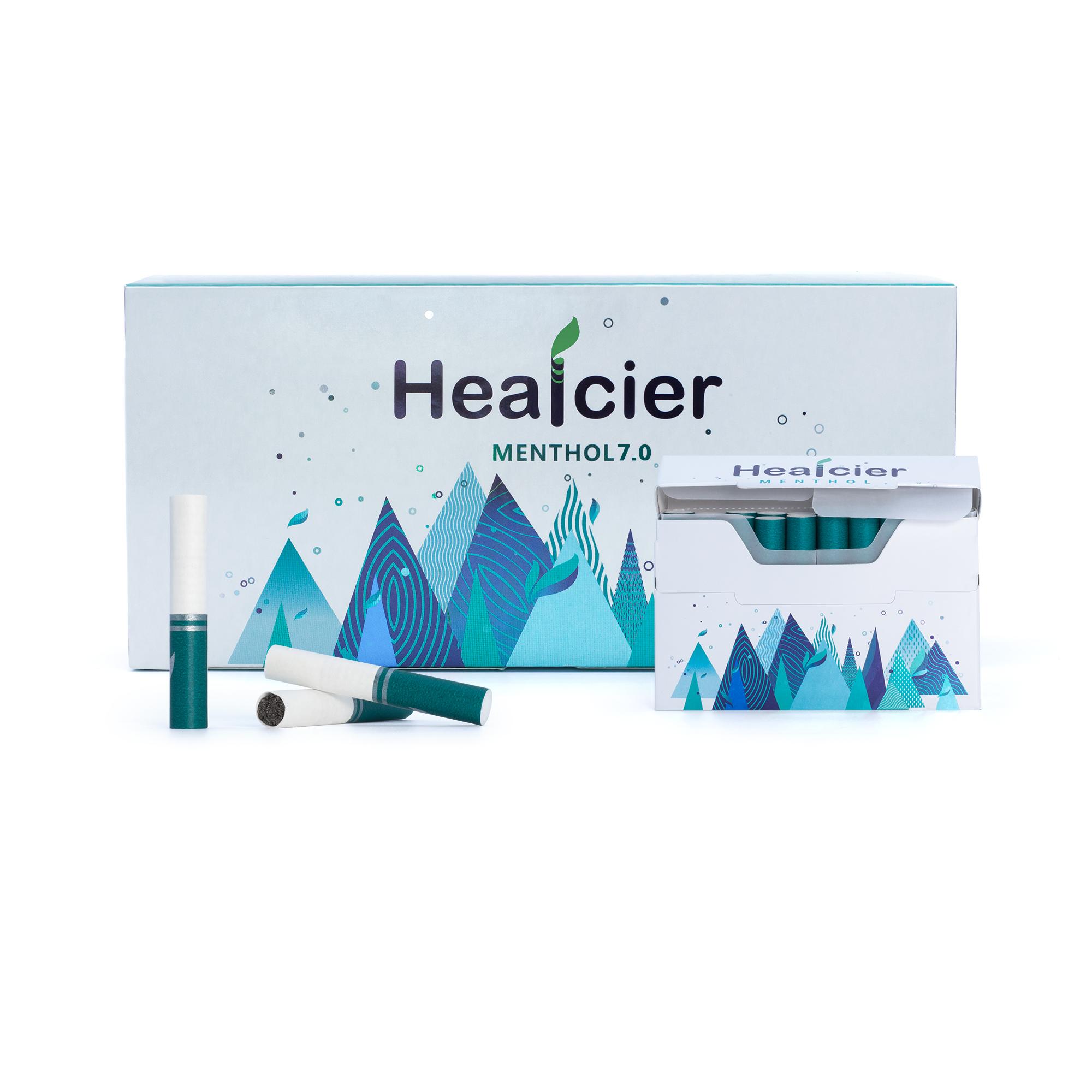 New Trending Tech Innovation Botanical Extracts Heating Not Burn Healcier Sticks - 4uTea | 4uTea.com