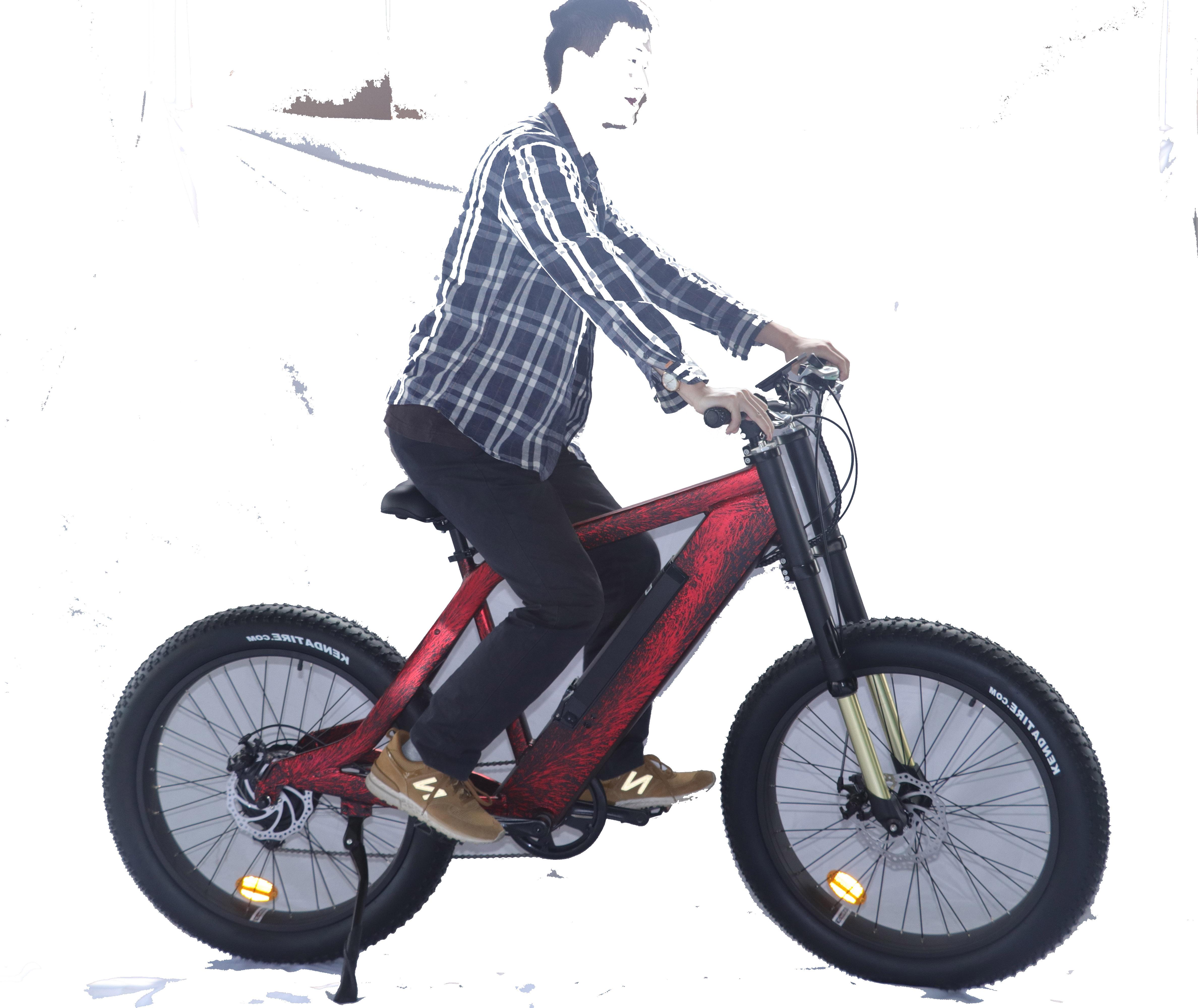 Riesen Fahrrad