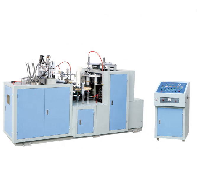 Low Speed 50pcs New Top Sales Paper Cup Forming Machine for Paper cups